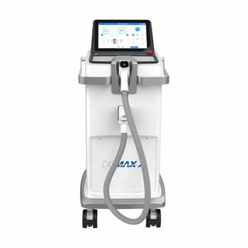 Diomax-X Intelligent Laser Hair Removal System - Multi-wavelength laser for awesome results and safety. IPL Laser Machine